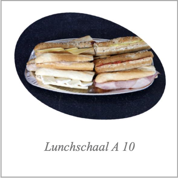 lunchschaal A 10