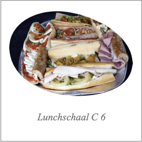 Lunchschaal C 6