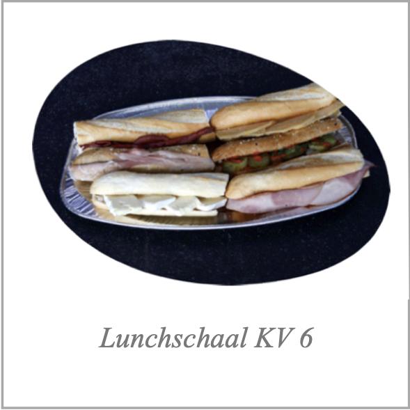 Lunchschaal KV 6